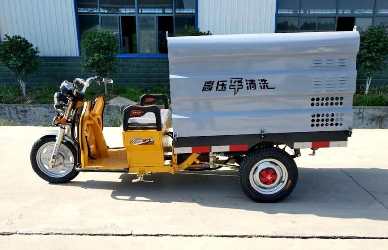 高压清洗车-004