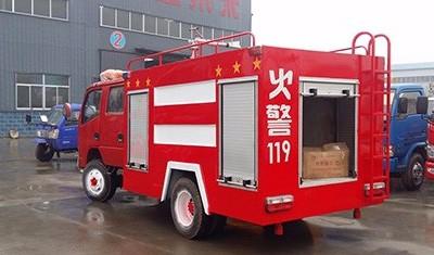 消防车-001